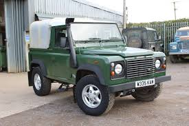 range rover defender pickup 2000 w land rover defender 90 td5 pick up gerald hallett ltd