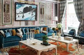 inside the 2017 kips bay decorator show house curbed ny all good things go together designer richard mishaan says explaining his design philosophy for his parlor room here textiles new and old mingle the