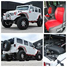 jeep wrangler srt8 the jeep wrangler avorza srt8 edition customized by the