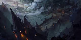 dark village wallpaper landscape 5k retina ultra hd wallpaper and background image