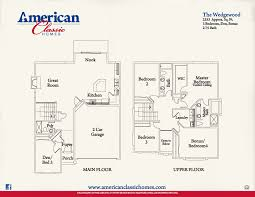 Garage House Floor Plans Skillful Design 2 Story Floor Plans With Garage 12 Two Story Home