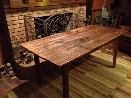 What Is A Dining Room Barn Door Dining Table