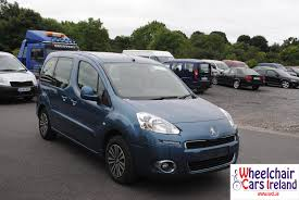 peugeot partner dimensions wheelchair cars ireland wheelchair cars glasson wheelchair
