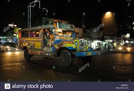 philippines jeepney inside manila jeepney stock photos u0026 manila jeepney stock images alamy