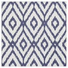 Purple Ikat Curtains Ikat Fabric Zazzle Co Uk