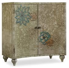 Closeout Bedroom Furniture by Melange Blossom Accent Cabinet Closeout By Hooker Furniture