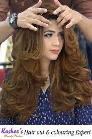 pakistani hair cutting videos kashee s beauty parlour bridal make up