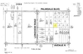 Los Angeles County Plat Maps by Palmdale Land For Sale Palmdale California Land For Sale