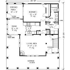 farmhouse style house plan 3 beds 2 00 baths 1442 sq ft plan