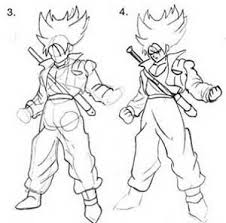 draw dragon ball poses lesson 2 u2013 manga university