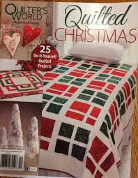 quilted christmas quilted christmas a new s publication and check out that