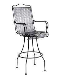Outdoor Swivel Bar Stool Tucson Outdoor Swivel Bar Stool