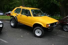 yellow subaru baja baja offloaded style cars grassroots motorsports forum