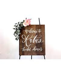 baby shower signs spectacular deal on wooden bridal shower sign rustic wedding