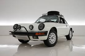 porsche rally car for sale 275 000 porsche 911 rally car is the stuff of dreams