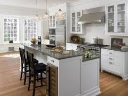 how to design kitchen island kitchen island with granite top and breakfast bar foter