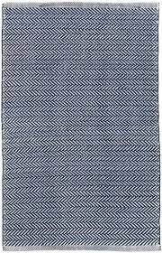 Indoor Outdoor Rug C3 Herringbone Indigo Indoor Outdoor Rug Dash Albert