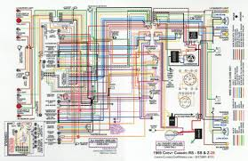 1969 firebird wiring diagram gooddy org