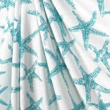 Nautical Valance Curtains Homeliving Nautical Starfish 52 Curtain Valance Reviews