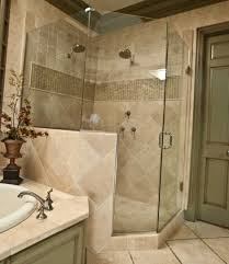 Bathtub Shower Stalls Interior Fascinating Image Of Small Bathroom Shower Stall