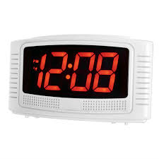 alarm clocks clocks home electricals robert dyas
