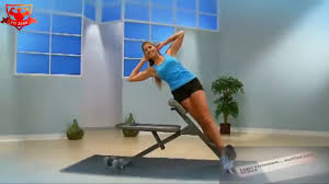 hyper bench exercises the ab bench back extension training