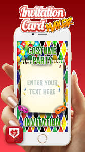 invitation maker app invitation cards maker create best invitations and greeting s