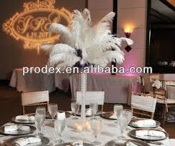 ostrich feather centerpiece party decoration ostrich feather centerpiece buy