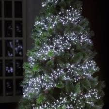 barnsley gardens christmas lights 288 led multi action cluster indoor outdoor christmas lights white