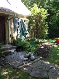 reyes lawn u0026 landscaping co front yard renovation