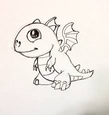 spee draw baby fire dragon from dragonvale youtube