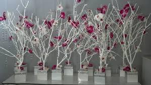 tree centerpieces diy tree centerpiece tutorial weddingbee do it yourself