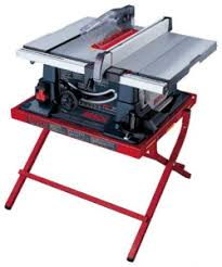 selecting a tablesaw