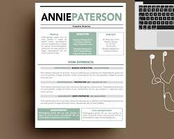 creative resume templates free word print free creative resume templates in word format resume