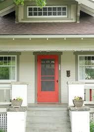 the best paint colors for your front door front doors screen