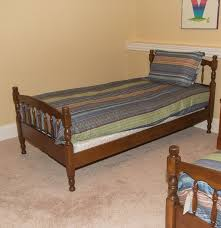 Antique Jenny Lind Twin Bed by Stickley Furniture Twin Bed Ebth