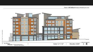 developers release design for mixed use structure at current