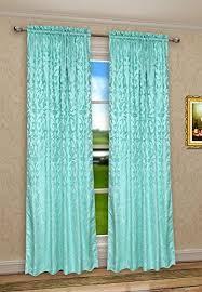 Vintage Green Curtains Vintage Kitchen Curtains Amazon Com