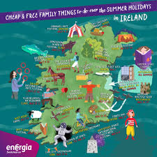 cheap family things to do the summer in ireland energia