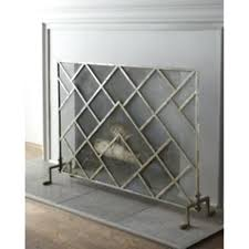 modern decorative fire screens uk fireplace screen canada 313