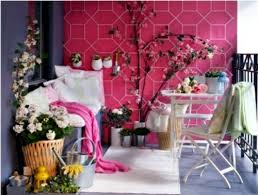 Interior Design With Flowers Decorating Balcony With Flowers In Spring U2013 Cheap Design Ideas