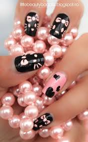 38 best jjsisters hello kitty nail designs images on pinterest