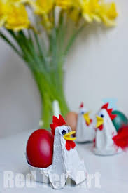 Easter Egg Decorating For 4 Year Olds by Egg Carton Chicken Wonderful Egg Carton Craft For Easter