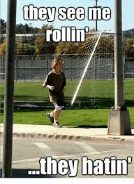 They See Me Rollin Meme - they see me rollin they hatin csuf meme on sizzle