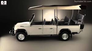 land rover safari for sale land rover defender safari game viewing 1990 by 3d model store