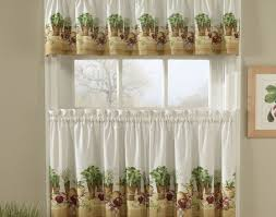 Kitchen Curtains Sets Teal Kitchen Curtains Full Image For Ergonomic Sunflower Kitchen
