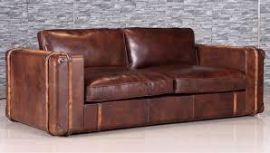 style de canapé 3 s antique artiste loft style canapé en cuir canapé salon id de