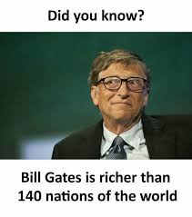 Did You Know Meme - dopl3r com memes did you know bill gates is richer than 140