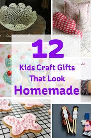 12 kids craft gifts that look homemade hobbycraft blog
