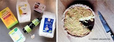 cuisiner le gardon comme un gardon tarte vegane aux poireau et miso a table avec